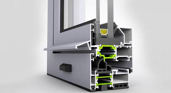fen tre alu gamme eco 1 vantail ouvrant avec 1 lat ral. Black Bedroom Furniture Sets. Home Design Ideas
